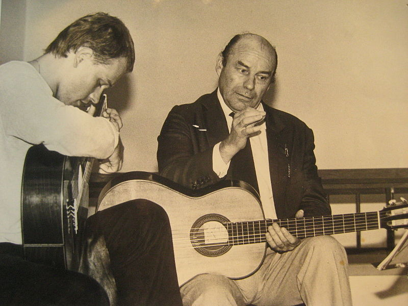 RIP Julian Bream